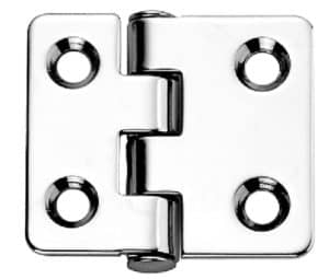 5514 Stainless Steel Flush Mount Hinge