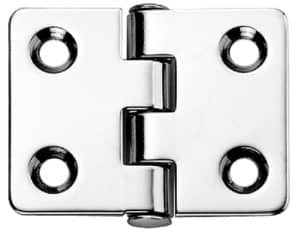 5522 Stainless Steel Flush Mount Hinge