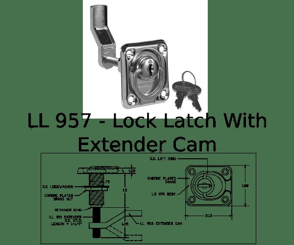 LL 957 Marine Hardware