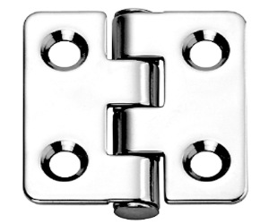 5512 Stainless Steel Flush Mount Hinge