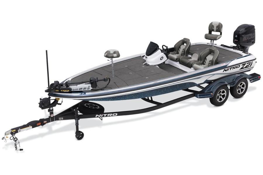 best bass boats, Nitro bass boat, Sarasota Quality Products